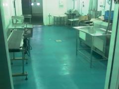 Mortero epoxi en industria pescado (ahumados)