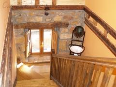 Escaleras casa gustares
