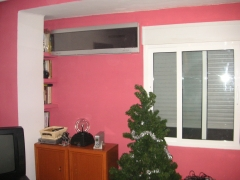 Split de pared en vivienda