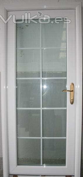 Aluminios jayro - Puertas exteriores de aluminio ...