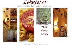 Restaurante valencia www.cobeca.es/hostalet