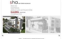 Arquitecto valencia www.sharquitectura.com