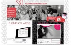 Web de novios www.todosobremiboda.com