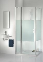 Mamparas de ducha angulares