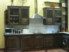 Cocina casa de campo