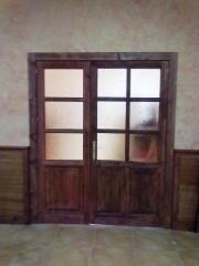 Puertas restaurante