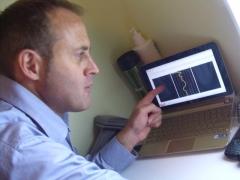 Mark barry quiropractico. experto subluxacion vertebral. centro barry quiropractica bilbao