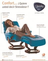 Distribuidor oficial de stressless