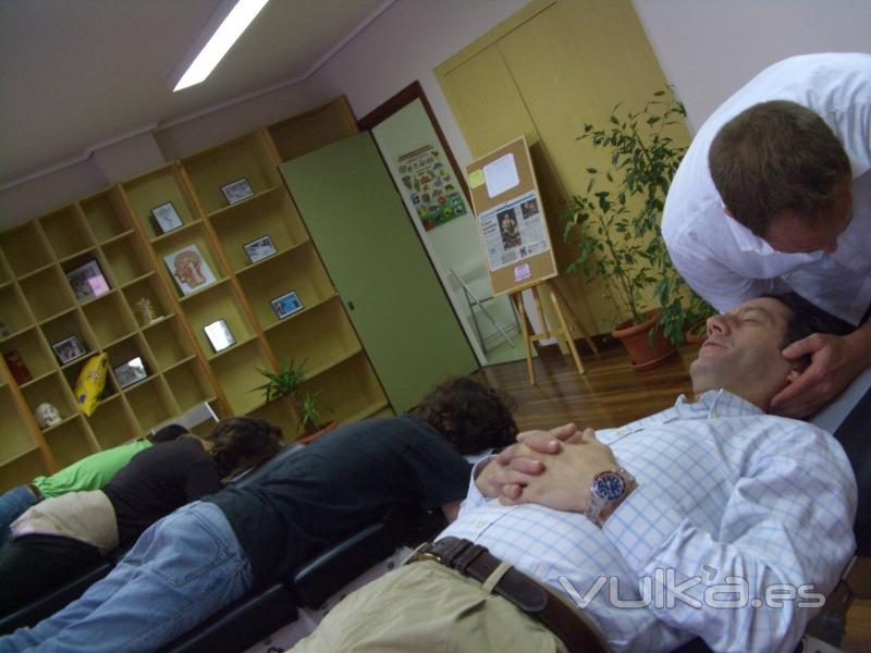 Centro Barry Quiropractica. Quiropractor Mark. Especialista Salud Preventiva.