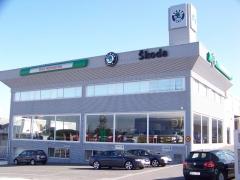 Skoda Brea Automoci�n, concesionario oficial Skoda en Santiago de Compostela