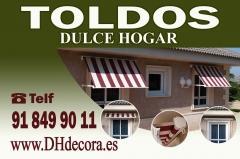 Toldos Villalba, toldos Madrid