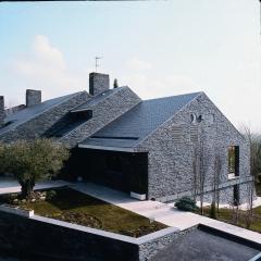 Casa de Laja gris