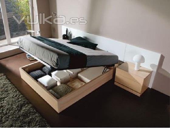 Foto dormitorios modernos y funcionales for Dormitorios funcionales