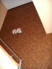 Empapelado de hueco de escalera