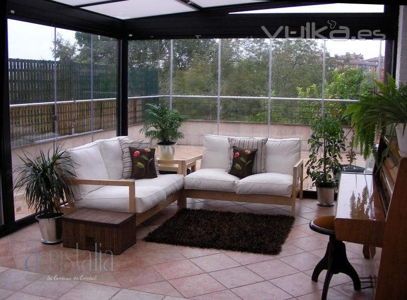 Felsoglass cortinas de cristal - Cortinas para porche exterior ...