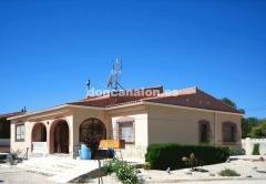 Instalaci�n de canalones en Alicante, Urbanizaci�n Valle del Sol, Muchamiel/Mutxamel.
