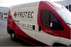 Protec unitat mobil de retimbrats i recarregues.