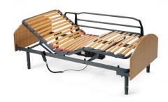 camas electricas con cabecero y piecero y barreras