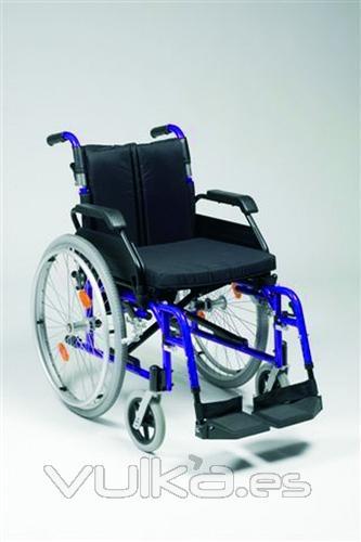 Foto sillas de ruedas estrechas y ligeras plegables - Sillas de ruedas estrechas ...
