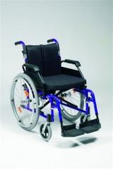 sillas de ruedas estrechas y ligeras plegables