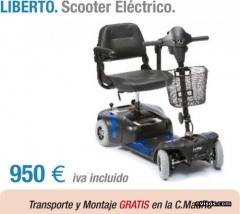 scooters y motos para minusvalidos