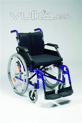 sillas de aluminio plegables