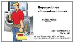 reparacion electrodomesticos navarra