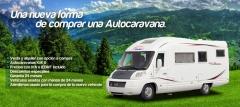 Venta y alquiler con opción a compra de autocaravanas de KM.0 y ocasión.