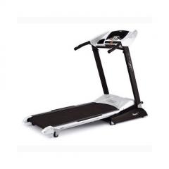 Cinta de andar y correr con 12 programas bh fitness prisma m60 2010, 1 a 22 km hora, motor 4cv,
