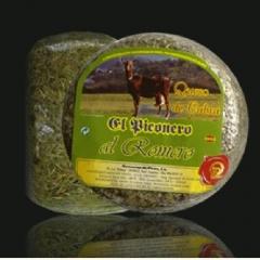 Queso de cabra al romero! la cremosidad del queso de cabra y el romero conjuntados a la perfecci�n
