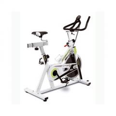 Bicicleta spining o ciclismo indoor bh fitness sb0 2011, freno friccion, monitor electronico, transm