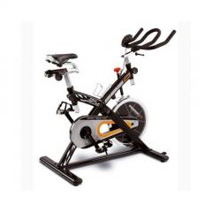 Bicicleta spining o ciclismo indoor bh fitness sb2.0 2011, freno friccion, monitor electronico, tran