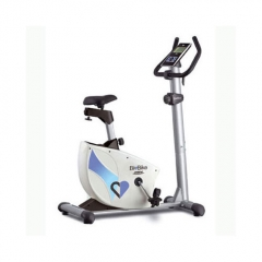 Bicicleta estatica bh fitness bio bike 2011 facil acceso, freno magnetico, manillar y sillin ajuste