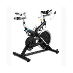 Bicicleta spinning o ciclismo indoor bh fitness g5 ergo tour 2011 freno friccion, transmisi�n cadena