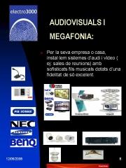 Foto 16 circuito cerrado tv en Girona - Electro 3000 Seguretat sl