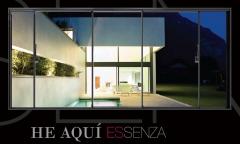 Essenza, un nuevo concepto de ventana