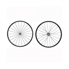 Juego ruedas bicicleta carretera CAMPAGNOLO HYPERON ONE 2011 compatible 9, 10 y 11 vel, cubierta par