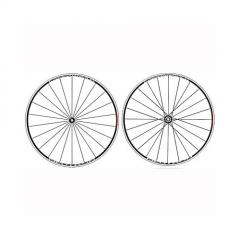 Juego ruedas bicicleta carretera CAMPAGNOLO NEUTRON 2011 compatible 9, 10 y 11 vel, cubierta 1550 gr