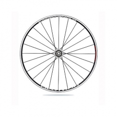 Rueda trasera bicicleta carretera CAMPAGNOLO NEUTRON 2011 compatible 9, 10 y 11 vel. cubierta 890 gr