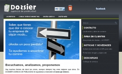 Visite nuestra web www.dossierpublicidad.com para m�s informaci�n sobre nuestros servicios.