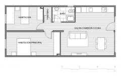 Plano vivienda box2h2.0