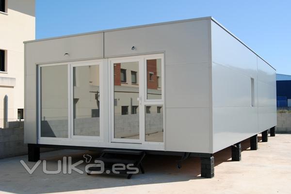 Casas prefabricadas ecoestandar - Casas prefabricadas valencia ...