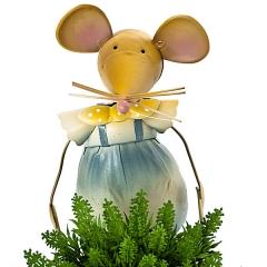 Maceta metal raton chica 25 en lallimona.com detalle2