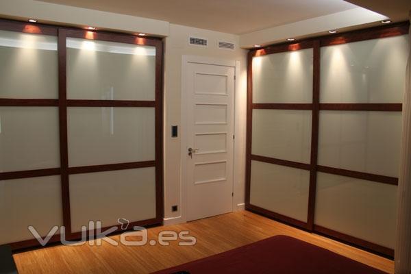 Foto piso alferez provisional dormitorio principal - Armarios empotrados en zaragoza ...