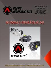Bombas hidraulicas para el vehiculo industrial
