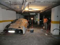 Reparacion de bajantes comunitarias de edf centro murcia.