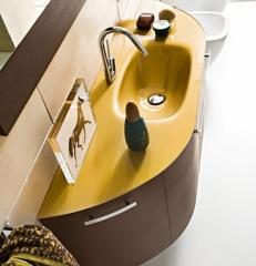 Mobiliario de baño cerasa modelo slim