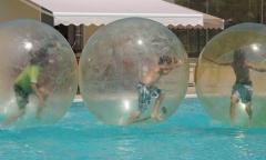 Floatnrun - esferas flotantes - animaci�n infantil
