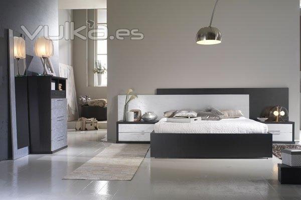 Foto dormitorio de matrimonio moderno for Dormitorios de matrimonio modernos