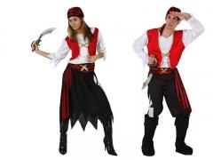 Disfraces de corsarios o piratas